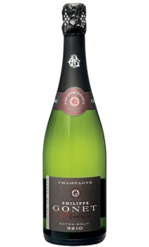 Champagne Extra-Brut 3210 Philippe Gonet